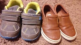 boy toddler shoes 6 and 7 free in 29 Palms, California