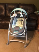 ingenuity bouncy seat with stand in Clarksville, Tennessee