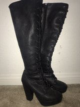 Steve Madden Knee High Boots in Fort Irwin, California