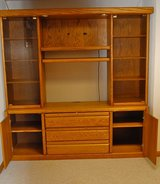 Amish Wood TV stands & Entertainment Center in Elgin, Illinois