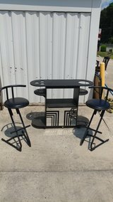 Bar Stool Set in Warner Robins, Georgia