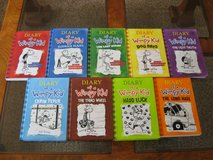 Diary of a Wimpy Kid - 9 Book Set in Westmont, Illinois