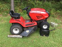 Nice Riding Mower-Troy Built in Camp Lejeune, North Carolina