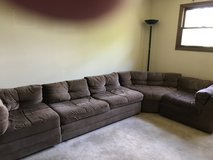 4 PIECE SECTIONAL SOFA BED in Joliet, Illinois