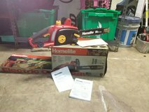 CHAINSAW Homeline Model 14 Inch Chainsaw in Bolingbrook, Illinois
