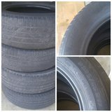 225/65 r17 set of 4 in Lawton, Oklahoma