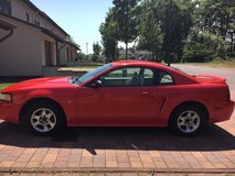 2000 Ford Mustang in Ramstein, Germany