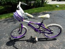 "Amigo Sheer Fun 20"" Girl's Bike in Tinley Park, Illinois"
