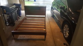 FULL SIZE BED - Headboard/Footboard/Side Rails in Naperville, Illinois