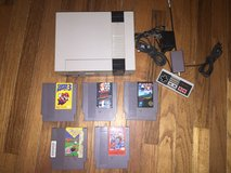 Nintendo NES with games!!! in Fort Leonard Wood, Missouri
