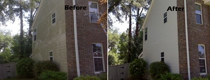 PRESSURE WASHING & SOFT WASH FREE ESTIMATES in Conroe, Texas