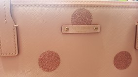 NEW Kate Spade Hani Haven Lane Glitter Dots tote in 29 Palms, California
