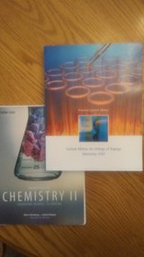 COD Principles of Chemistry II books for Chem 1552 in Naperville, Illinois
