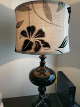 Lamp with shade in Tacoma, Washington