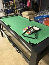 3 in 1 game table in Naperville, Illinois