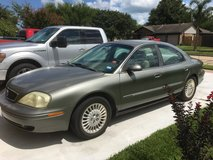2002 Mercury Sable in Baytown, Texas