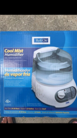 Cool Mist Humidifier in Baytown, Texas