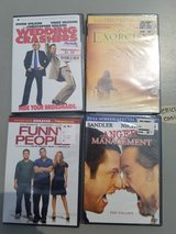 4 NEW still sealed DVDS in Fort Drum, New York