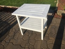 Handmade Small outside (Patio/deck) Table in Camp Lejeune, North Carolina