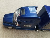 Dale Earnhardt Jr National Guard Semi-Truck and Trailer Toy in Sandwich, Illinois