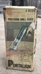 Craftsman Precision Drill Guide Never Used in Baytown, Texas