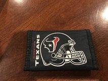 Texans Trifold Wallet in Kingwood, Texas