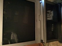 """Sony 36"""" TV Free with stand in Elgin, Illinois"""