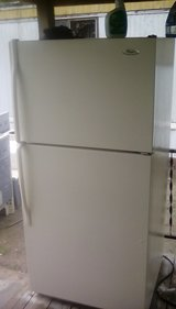 Whirlpool apt sized fridge in Baytown, Texas