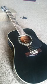 Fender DG-16E-12 BLACK in Naperville, Illinois