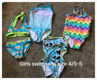 Swimsuits in Fort Irwin, California