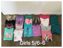 Girls clothes in Fort Irwin, California