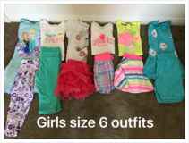 Girls outfits in Fort Irwin, California