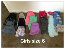 Skirts, shorts, pants, and pjs in Fort Irwin, California