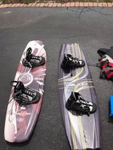 Wakeboard and Tubes for Boating in Naperville, Illinois