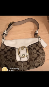 Coach Purse in Fairfield, California
