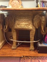 Elephant Table in Naperville, Illinois