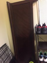 FREE queen bed frame. mahogany wood in Okinawa, Japan