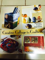 Collage crafters book scrap booking in Okinawa, Japan