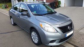 Only 40K Miles 2012 Nissan Versa 1.6 Liter S Sedan - Standard US SPECS - Near Sembach in Ramstein, Germany