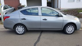 US SPEC - 5 Speed - Nissan Versa Sedan - $4,900.00 OBO in Ramstein, Germany