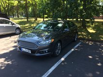 2015 Ford Fusion Titanium AWD in Ramstein, Germany