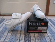 Etonic-Women's Fairway Golf Shoes-NEW in box-Size 10M in Joliet, Illinois