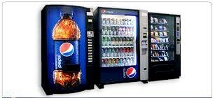 Vending machine business in Camp Pendleton, California