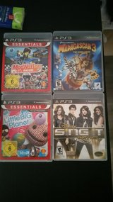 PS 3 games in Ramstein, Germany