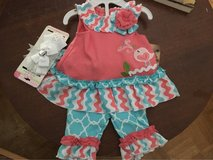 2 piece 6 month outfit NWT in Stuttgart, GE