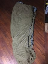 Wiggy's outdoor sleeping bag in Okinawa, Japan