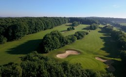18 Hole Golf Course close to Spangdahlem AB in Spangdahlem, Germany