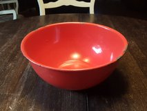 large enamel bowl in Lockport, Illinois