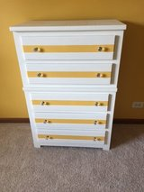 Wood Dresser great for kids room. in Bolingbrook, Illinois