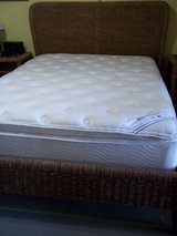 Simmons Beautyrest Queen box spring and mattress in Moody AFB, Georgia